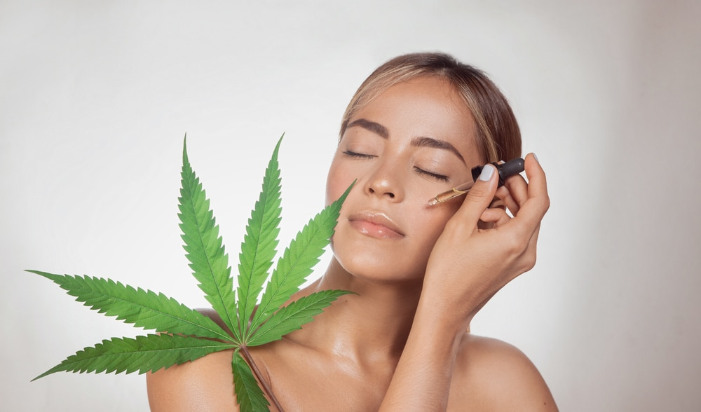 CBD oil Beauty Recipes For Glowing Youthful Skin
